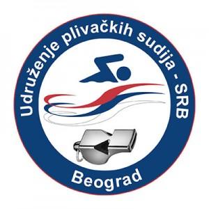 Udruženje plivačkih sudija - SRB logo