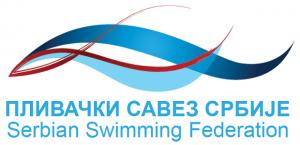 Plivački savez Srbije logo